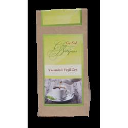 Yaseminli Yeşil Çay (50gr-25 Fincan)